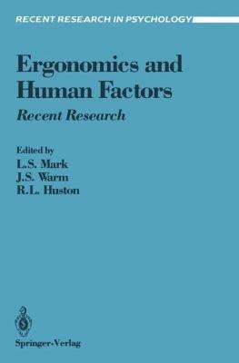 Ergonomics and Human Factors