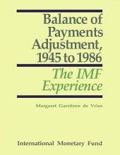 Balance of Payments Adjustment, 1945 to 1986: The IMF Experience: Page 29