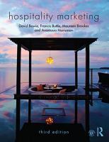 Hospitality Marketing PDF