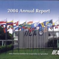 Informe Anual 2004   2004 Annual Report PDF