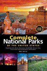 Complete National Parks Of The United States Book PDF