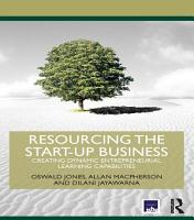 Resourcing the Start Up Business PDF