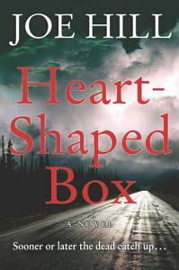 Heart Shaped Box with Bonus Material Book
