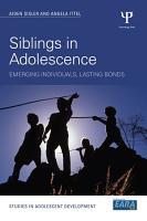 Siblings in Adolescence PDF