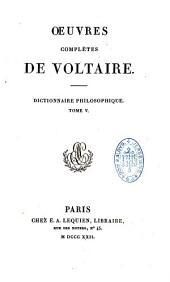 Oeuvres complètes de Voltaire: Volume64