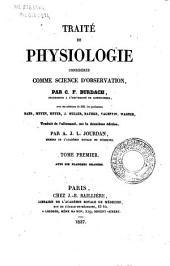 Traite de Physiologie