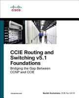 CCIE Routing and Switching v5 1 Foundations PDF