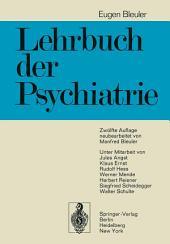 Lehrbuch der Psychiatrie: Ausgabe 12