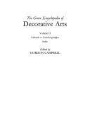The Grove Encyclopedia of Decorative Arts: Labhardt to Zwischengoldglas; Index