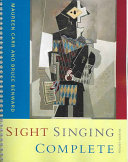 Sight Singing Complete Book PDF