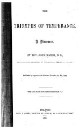 The triumphs of temperance: a discourse