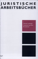Common Law Tort & Contract