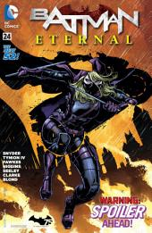 Batman Eternal (2014-) #24