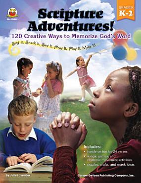 Scripture Adventures   Grades K   2 PDF