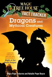Dragons and Mythical Creatures Book