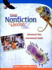 TIME For Kids Nonfiction Readers: Advanced Plus Assessment Book