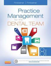 Practice Management for the Dental Team - E-Book: Edition 8