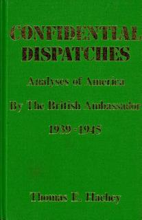 Confidential Dispatches Book