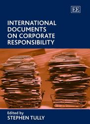International Documents On Corporate Responsibility Book PDF