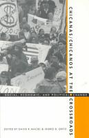 Chicanas Chicanos at the Crossroads PDF