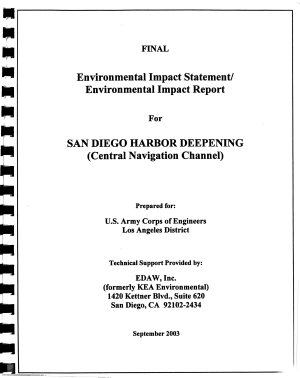 San Diego Harbor Deepening Project PDF