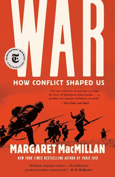 Download War  How Conflict Shaped Us Book