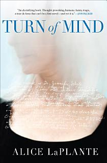 Turn of Mind Book