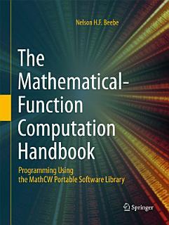 The Mathematical Function Computation Handbook Book
