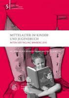 Mittelalter im Kinder  und Jugendbuch PDF