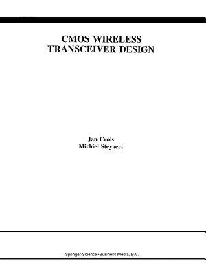 CMOS Wireless Transceiver Design