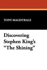 Discovering Stephen King's The Shining