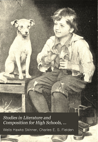 Studies in Literature and Composition for High Schools, Normal Schools, and Academies