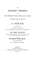 Bunyan  John  The Pilgrim s progress PDF