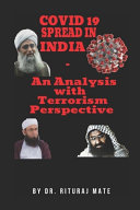 Covid19 Spread in India- An Analysis with Terrorism Perspective