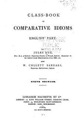 Class-book of Comparative Idioms