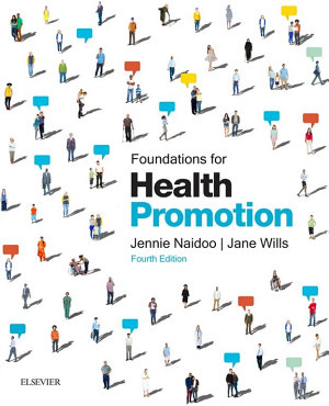 Foundations for Health Promotion   E Book