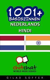 1001+ Basiszinnen Nederlands - Hindi