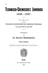 Technisch-Chemisches Jahrbuch: Band 9