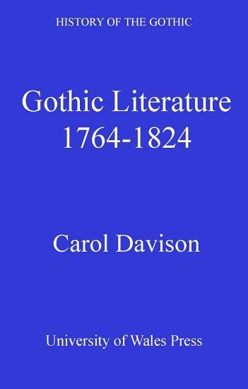 Gothic Literature 1764 1824 PDF