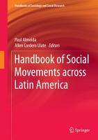 Handbook of Social Movements across Latin America PDF