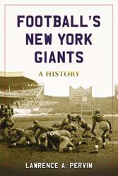 Football's New York Giants: A History