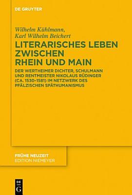 Literarisches Leben zwischen Rhein und Main PDF
