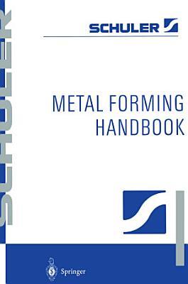 Metal Forming Handbook PDF