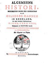 Algemeene histori van het begin der wereld af tot den tegenwoordigen tijd toe: Volume 4