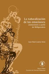 La naturalización de las emociones