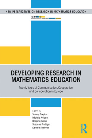 Developing Research in Mathematics Education