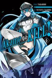 Akame ga KILL!: Volume 4