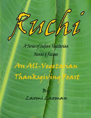 Ruchi  an All Vegetarian Thanksgiving Feast PDF