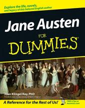 Jane Austen For Dummies