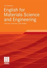English for Materials Science and Engineering PDF